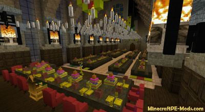 Wizarding World RPG 128x Minecraft PE Texture Packs 1.12.0, 1.11.4