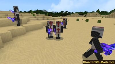 Devilbrine Last Battle Adventure Addon For Minecraft PE 1.13, 1.12.0
