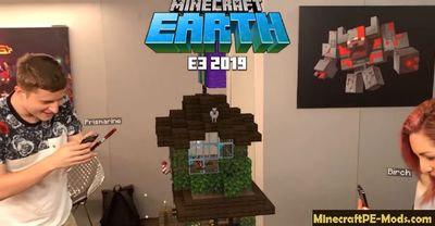 Download Minecraft Earth v1.0 MOD APK Free