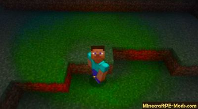 Handheld Torch Light Minecraft PE Mod/Addon 1.12.0, 1.11.4