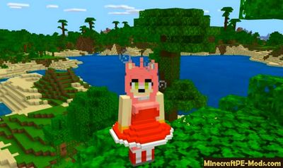 Skins 4D and Objects 4D Mod For Minecraft 1.14.0, 1.14.0.4