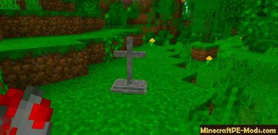 Random Treasures Minecraft PE Mod 1.13.0, 1.12.1 - iOS, Android
