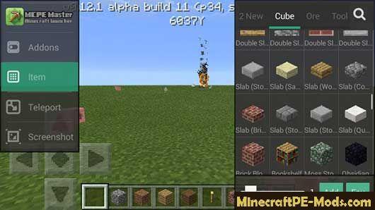 MCPE Master v1 3 15 Addon For Minecraft PE 1 12 0, 1 11 4