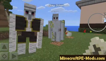 how to go on world setting on minecraft pe