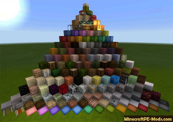 Good Morning Craft Texture Pack For MCPE Download