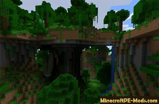 Seed Jungle For Minecraft Pe Android 1 14 1 1 13 1 1 12 1