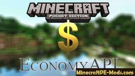 EconomyAPI v2 0 7 Plugin for Minecraft PE Download