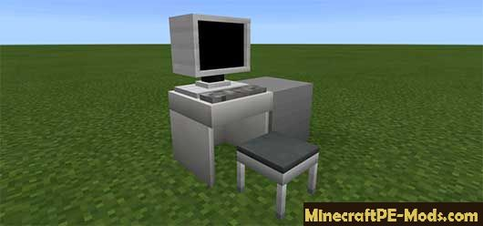 Dan S Furniture Minecraft Pe Mod 1 2 11 1 2 10 1 2 9 1 2 8 Download
