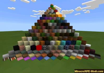 3T3 Texture / Resource pack For Minecraft PE 1.2.0, 1.1.5, 1.1.4