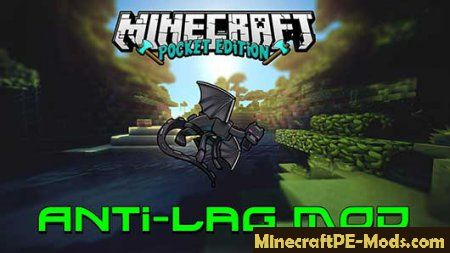 Anti-Lag Mod - Increase FPS in Minecraft PE Download