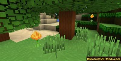 Frenden's Meringued Cartoon Texture Pack For MCPE 1.2.0, 1.1.5