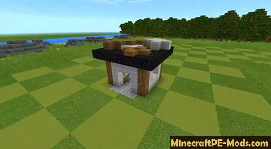 Clash Of Clans Map For Minecraft PE