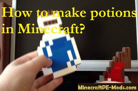 How to make potions in Minecraft? - Guides (FAQ) MCPE