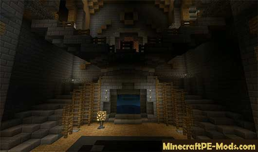 Herobrine Mansion Map For Minecraft Pe 1 9 0 3 1 8 1 1 8