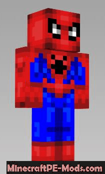 Superheroes Skins Pack For Minecraft PE 1.8.0.10, 1.7.0.13 ...