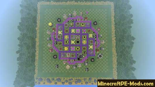 Clash Of Clans Map For Minecraft PE Download - Kostenlose maps fur minecraft pe