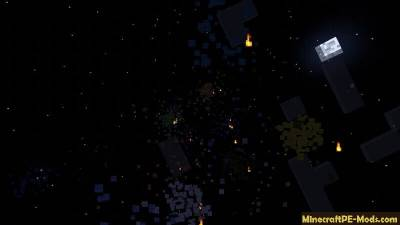 Fireworks Mod For Minecraft PE 1.2.0, 1.1.5, 1.1.4, 1.0.0