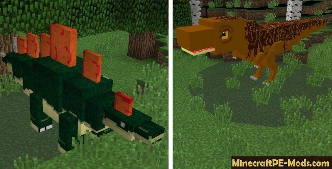 minecraft dino mod 1.8 firefox