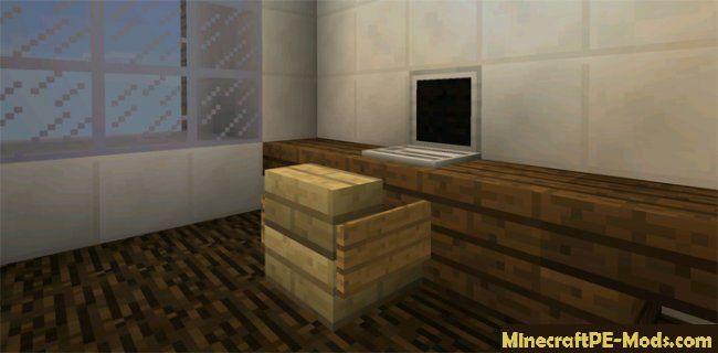 Pocket Decoration Minecraft Pe Mod 1 1 2 1 1 0 1 0 9