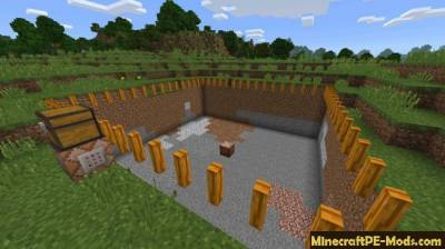 Better Quarry Mod For Minecraft PE Android 1.1.0, 1.0.5, 1.0.0