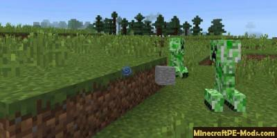 Useful Minecraft PE Mod Android 1.0.5.13, 1.0.5, 1.0.4, 1.0.3, 1.0.0