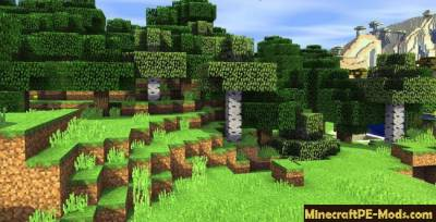 GLSL SSPE Shaders Ultra for Minecraft PE 1.5.0, 1.4.0, 1.2.13