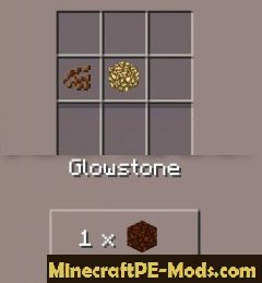 how to make a light beacon in minecraft pe