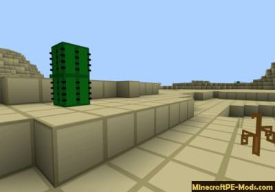 oCd Texture Pack for MCPE 1.2.0, 1.1.5, 1.1.4, 1.1.0