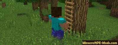 Animated Plus Mod For Minecraft PE 1.2.0, 1.1.5, 1.1.0, 1.0.0