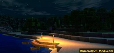 Realistic Lightweight Shaders For Minecraft PE 1.2.0, 1.1.5, 1.1.4