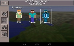 How To Install Skins In Minecraft PE - Skin para minecraft 1 8 browse